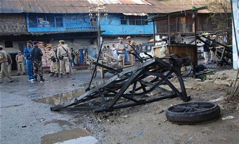 Najma Bordir two blasts in manipur connect gujarat