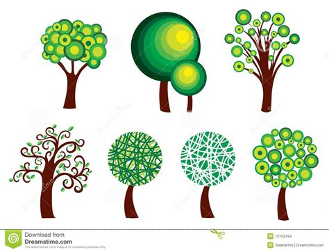 meaning of trees the symbolism behind 11 common varieties tree symbols stock images image 12102494