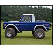 1970 Ford Bronco  Information And Photos MOMENTcar