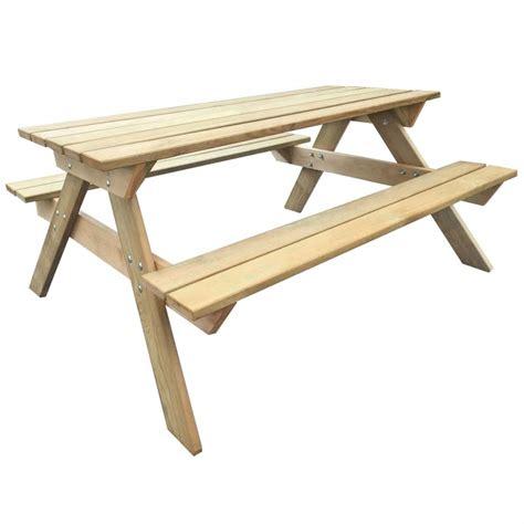 Table Pic Nique by La Boutique En Ligne Table De Pique Nique En Bois 150 X