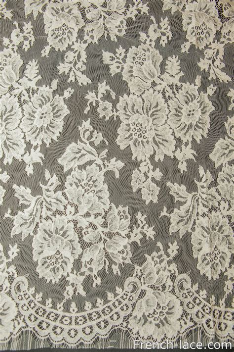 Black is the classic historic color for chantilly lace perfect
