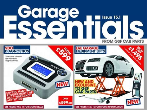 Garage Necessities by Garage Essentials Record Print Run Garagewire