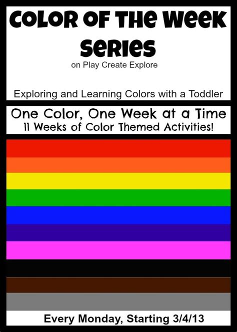 list of colour activities learning 4 kids 50 best images about coloring sheets on pinterest