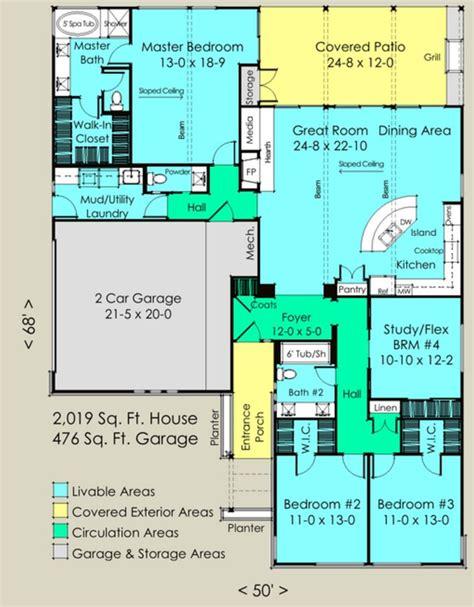 planos de casas con patio central planos de casas con patio central cool plano de casa de