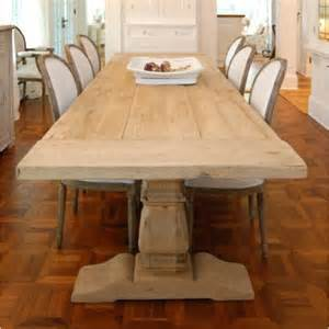 Restoring Dining Room Table dining room table restoration hardware our new home inspiration p