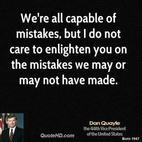 Ido Not Care dan quayle quotes quotehd