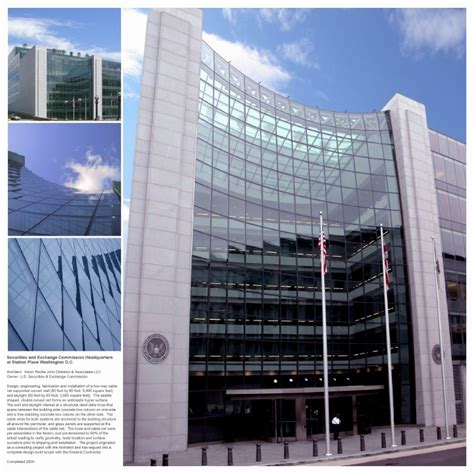 Sec Offices by Sec Headquarters Washington Dc