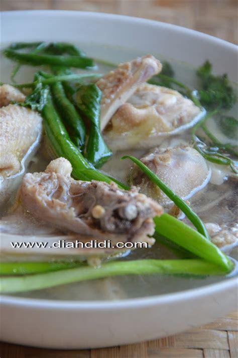 google cara membuat soto ayam diah didi s kitchen cara membuat kaldu bening yang enak