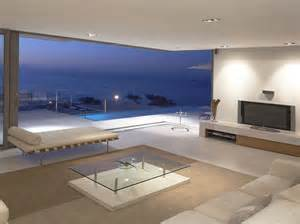 minimalist modern living room modern house