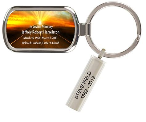 in the light urns road to heaven keychain keepsake in the light urns