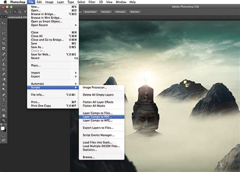 photoshop tutorial step by step pdf layer comps in photoshop cs6 advanced photoshop free