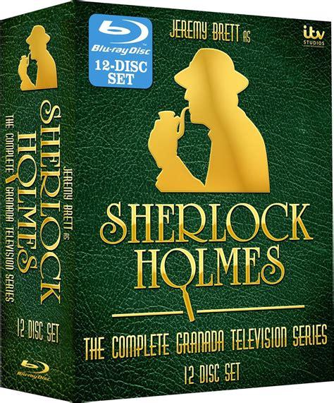 sherlock holmes the complete b076p64vmg sherlock holmes the complete series blu ray