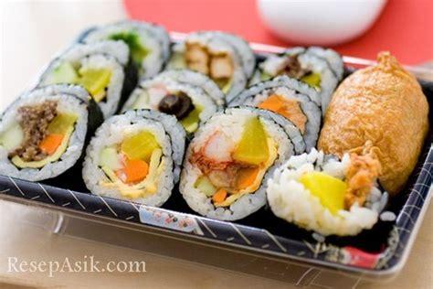 cara membuat takoyaki sederhana ala indonesia cara membuat sushi jepang ala indonesia dan resep sushi
