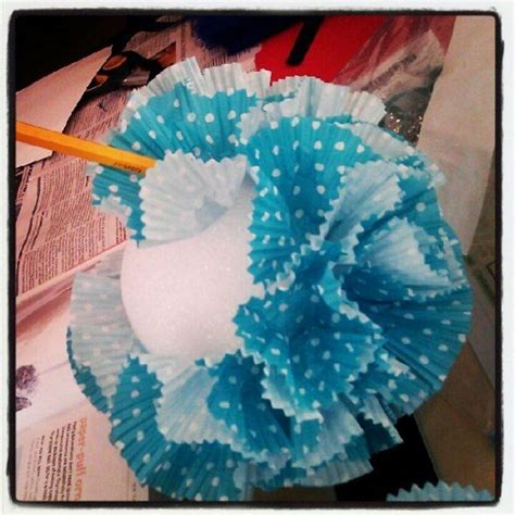 How To Make Pom Pom Decorations Tissue Paper - 115 best banquet ideas images on