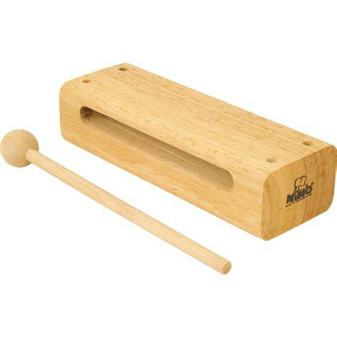 wood blocks nino wood block musician s friend