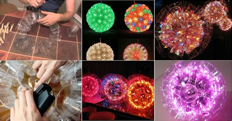 String Light Chandelier How To Build Amazing Sparkle Balls Out Of Plastic Cups