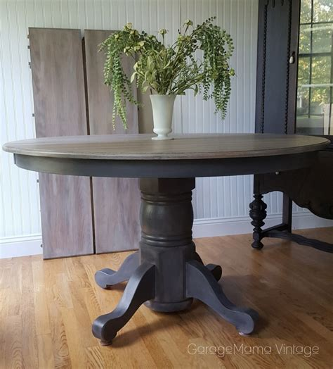 Masterful Table layered in Stain & Paint   General