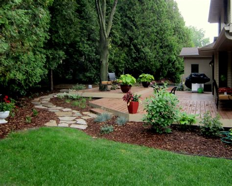 Home Depot Front Yard Design How To Build Landscape Stepping Stones Front Yard