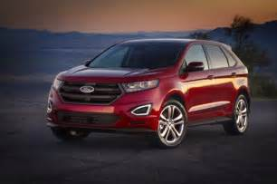 2016 Ford Edge 2016 Ford Edge Review Ratings Specs Prices And Photos