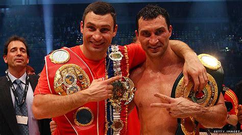 klitschko brothers who is better ben dirs haye turns up heavyweight heat