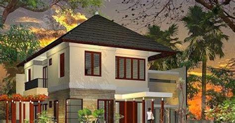 contoh gambar desain rumah mewah keren interior rumah minimalis