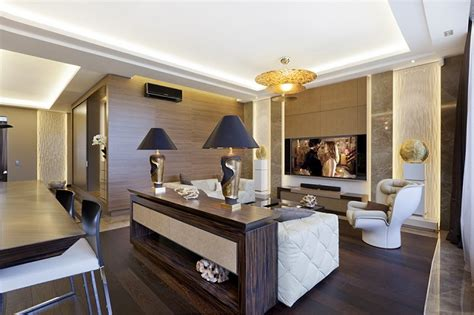 lovely Gold Living Room Decor #2: exclusive-interior.jpg
