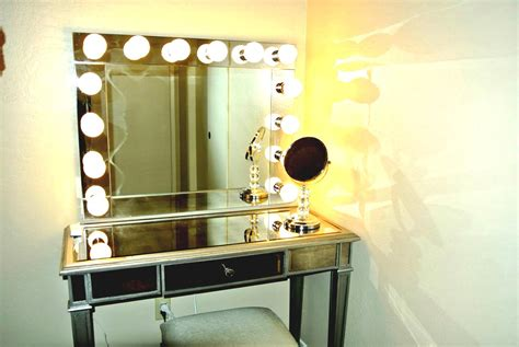 Lighted Vanity Mirror Wall by 10 Benefits Of Lighted Vanity Mirror Wall Warisan Lighting