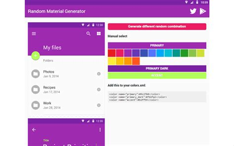 4 tools for creating brilliant material design color pallets 9 useful tools for creating material design color palettes