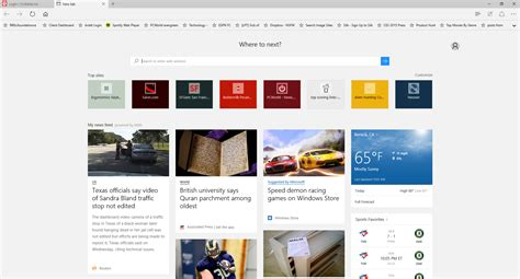 edge microsoft windows 10 browser windows 10 review it s familiar it s powerful but the