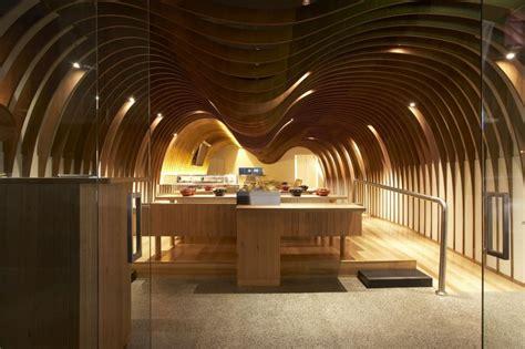 design restaurant the cave restaurant design by koichi takada architects