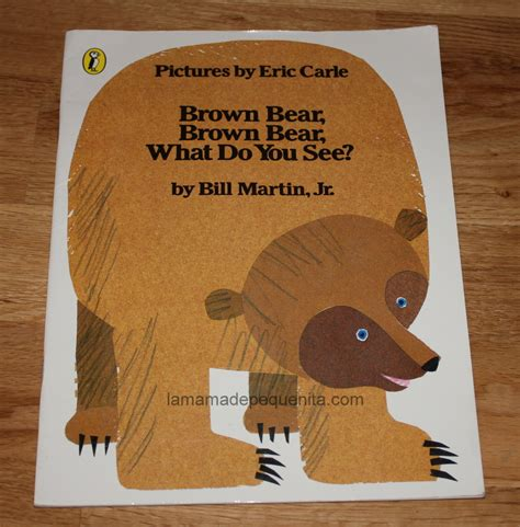 libro respetuoso 7 brown bear brown bear la mam 225 de peque 241 ita