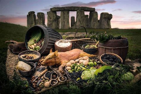 How Did Age Find Food Food And Feasting At Stonehenge Heritage