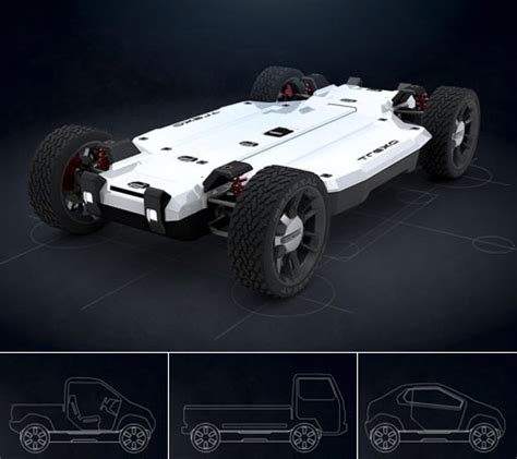 design and make your own car trexa s build your own electric car core77
