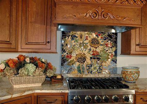 16 Wonderful Mosaic Kitchen Backsplashes