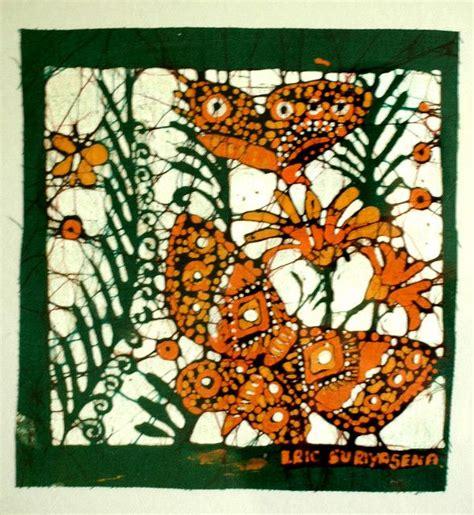 Leonard Batik batik paintings by eric suriyasena detail batik silk painting sting pintura em
