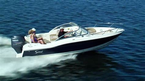 scout boats ratings scout boats 210 dorado youtube