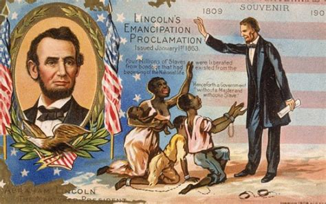 lincoln freeing the slaves 10 lies taught to us in school listverse