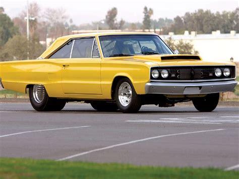 1967 Dodge Coronet   Custom 11 Second '67 Coronet   Car