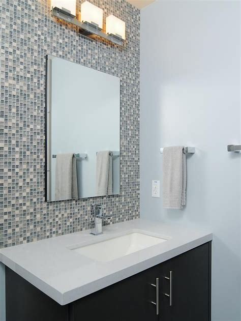 backsplash ideas for bathrooms 81 best bath backsplash ideas images on pinterest