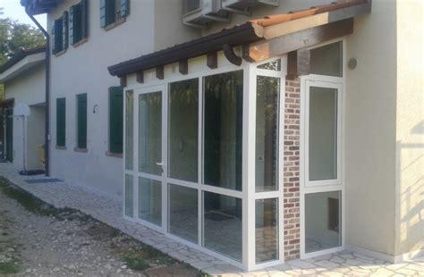 finestre per verande verande bussole murarotto serramenti