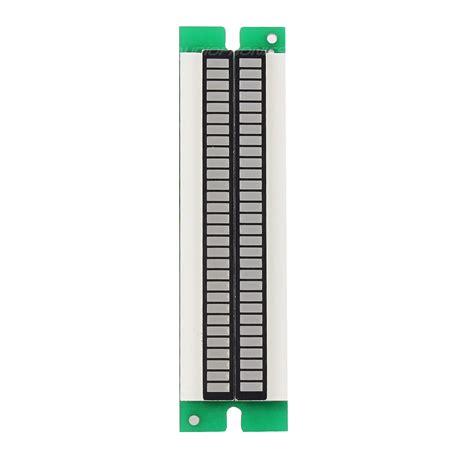 Led Vu Display led bar graph vu meter dual column to display voltage