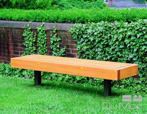 dumor benches bench 37 dumor site furnishings
