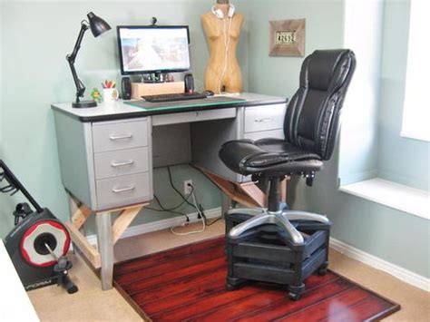 how to a desk taller how to a desk desk