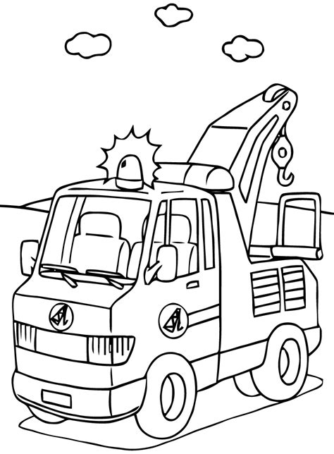 Coloriage Transport 192 Dessins 224 Imprimer Et 224 Colorier