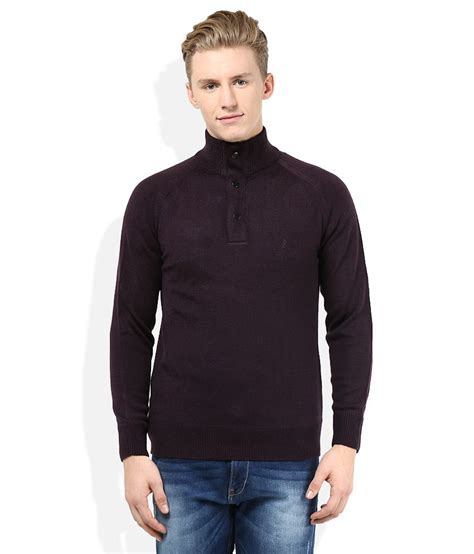 High Neck Sweter N indian terrain high neck sweater buy indian terrain high neck sweater at low price in