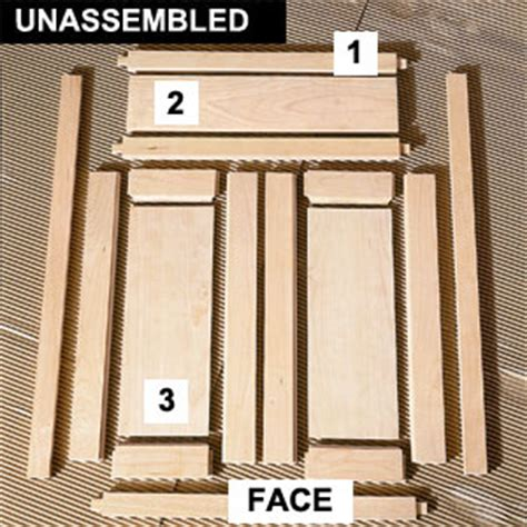 how to assemble kitchen cabinets determining the quality of kitchen cabinets