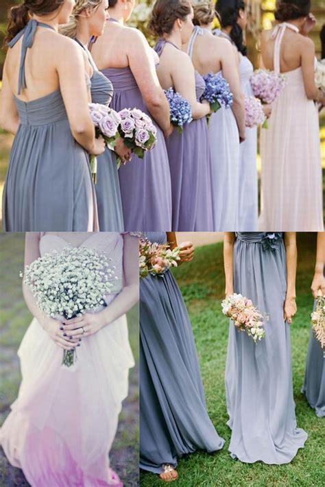 braut jungfer kleider brautjungfer kleider in lavendel farbe w 228 hlen ein besten