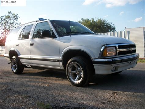 2001 chevrolet blazer ls 2001 chevy blazer ls will not start cargurus