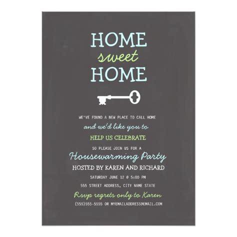design my own housewarming invitation home sweet home housewarming invite zazzle com