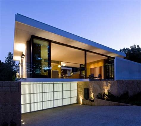 modern house design for retired in perth